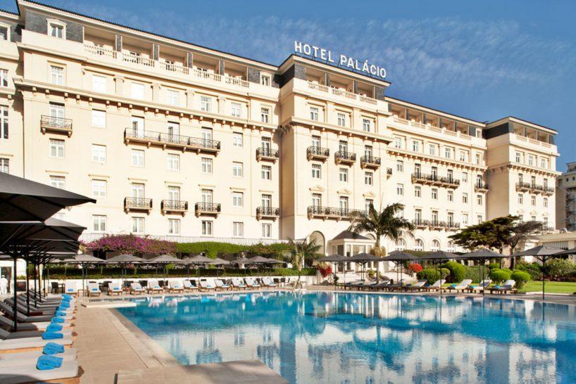 Palacio Estoril Hotel Golf and Spa Exterior View
