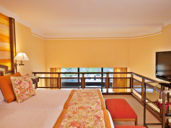 Palacio Estoril Hotel Golf and Spa Garden Duplex Suite
