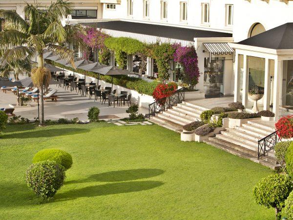 Palacio Estoril Hotel Golf and Spa Garden View