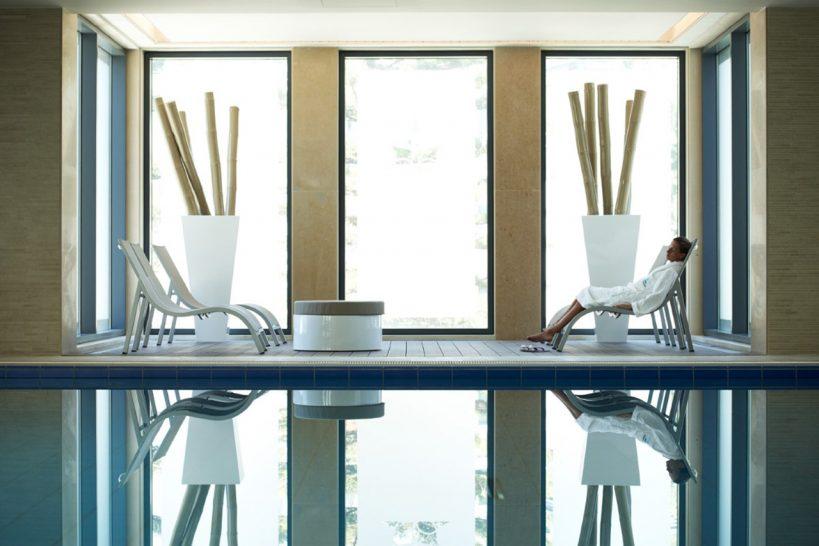 Palacio Estoril Hotel Golf and Spa Lobby Pool