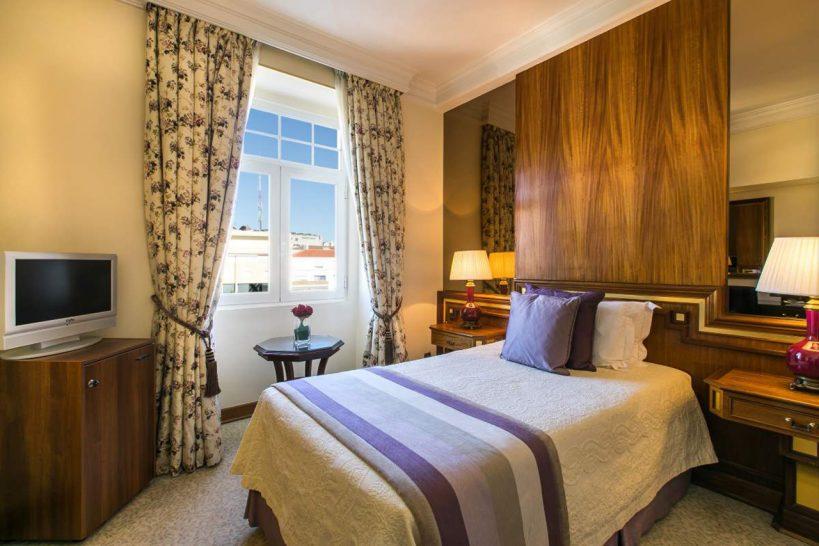 Palacio Estoril Hotel Golf and Spa Single Corporate Room