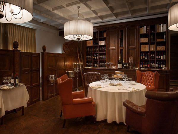 Palazzo Seneca Bar