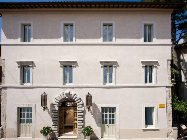 Palazzo Seneca Hotel View