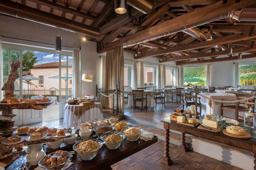 Palazzo Seneca Restaurant