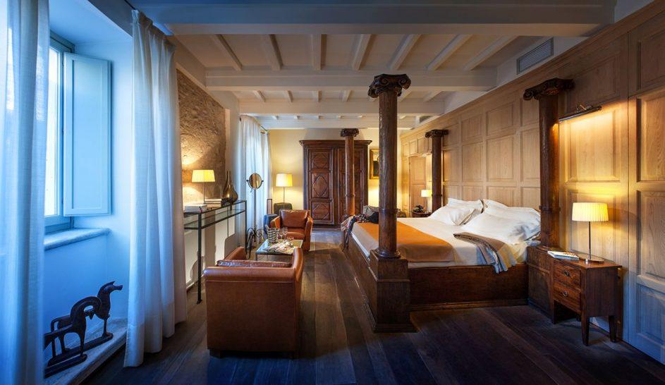 Palazzo Seneca Suite
