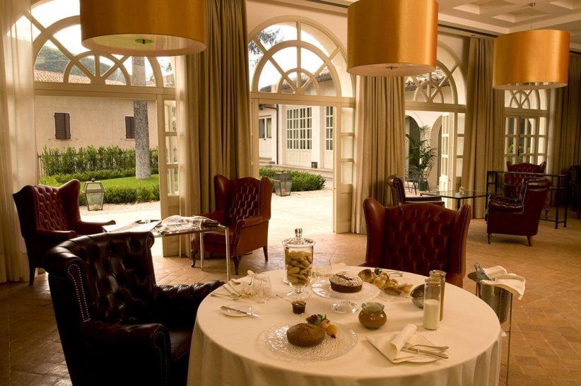 Palazzo Seneca Vespasia Restaurant