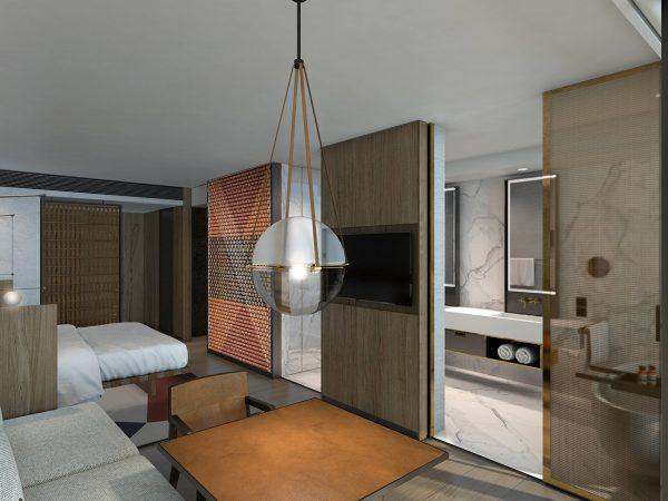 Park Hyatt Auckland Chairmans Suite