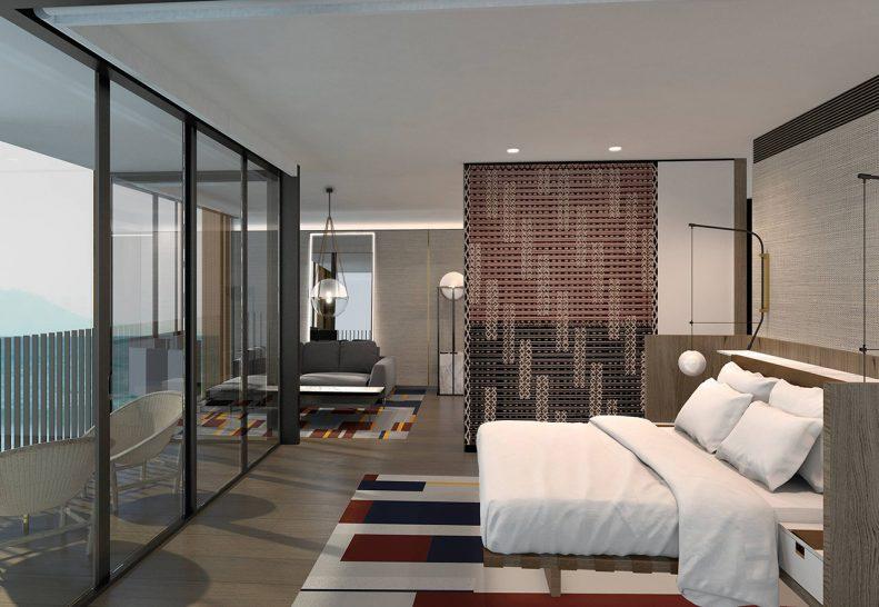 Park Hyatt Auckland Park Suite