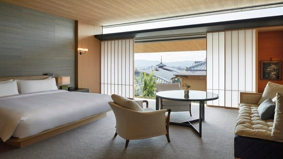 Park Hyatt Kyoto 1 King Bed Deluxe