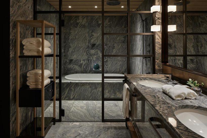 Park Hyatt Kyoto Bathroom