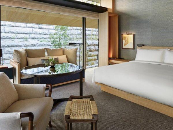 Park Hyatt Kyoto King Bed