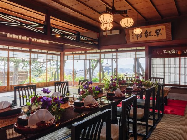 Park Hyatt Kyoto Kyoyamato Kyoto's Famed Japanese Kaiseki Restaurant