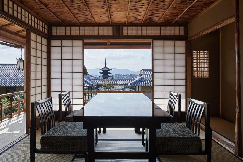 Park Hyatt Kyoto Kyoyamato Restaurant