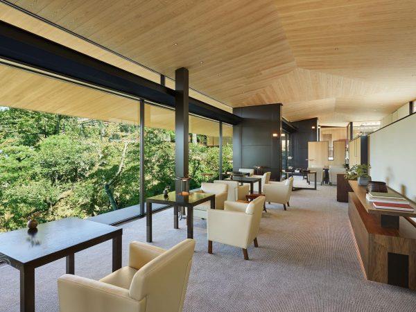 Park Hyatt Kyoto Tea Lounge
