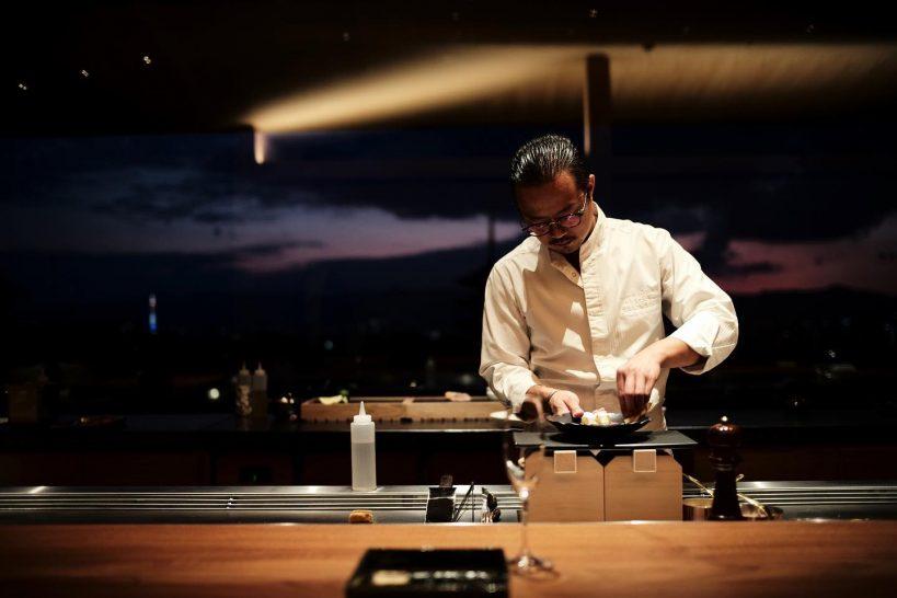Park Hyatt Kyoto Yasaka Signature Restaurant