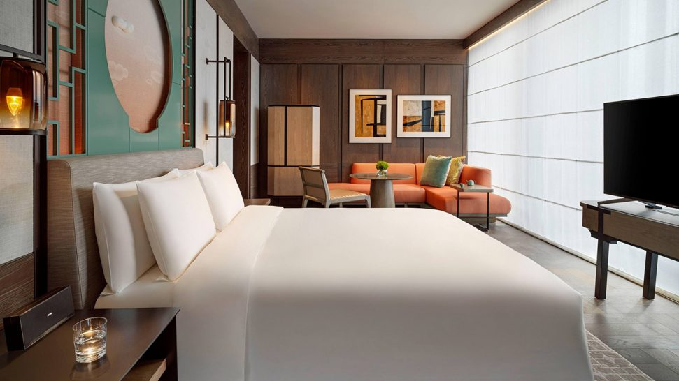 Park Hyatt Shenzhen 1 King Bed Deluxe