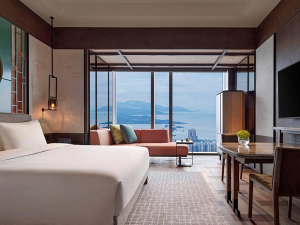 Park Hyatt Shenzhen 1 King Bed with Skyline View