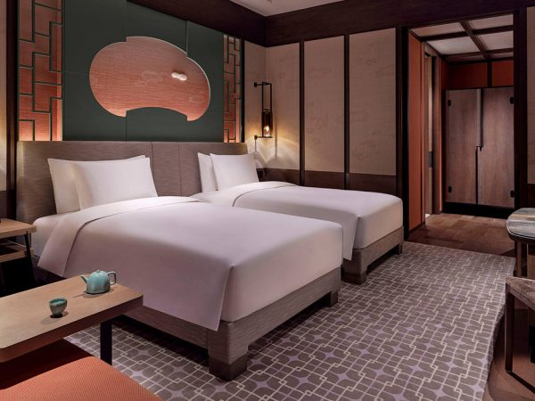 Park Hyatt Shenzhen 2 Twin Beds