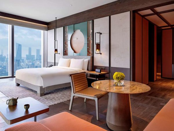 Park Hyatt Shenzhen Executive Suite