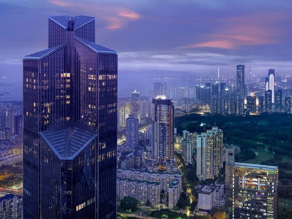 Park Hyatt Shenzhen Exterior