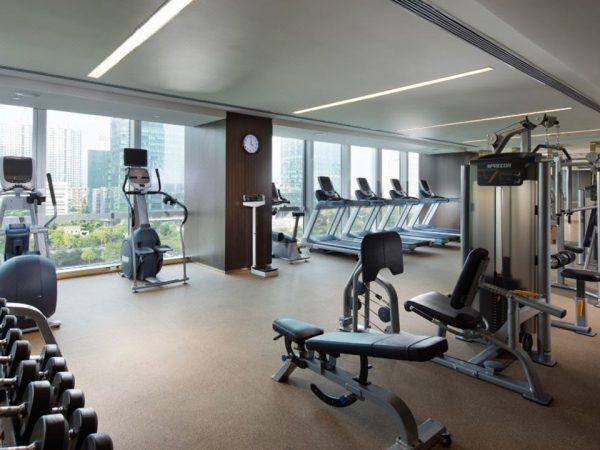 Park Hyatt Shenzhen Gym
