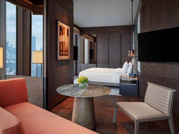 Park Hyatt Shenzhen Park Skyline View Suite