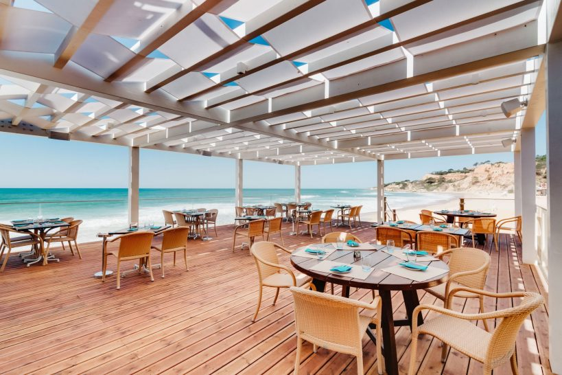Pine Cliffs A Luxury Collection Mare Restaurant