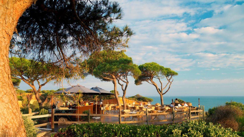 Pine Cliffs A Luxury Collection Resort Algarve Mirador Champagne Bar