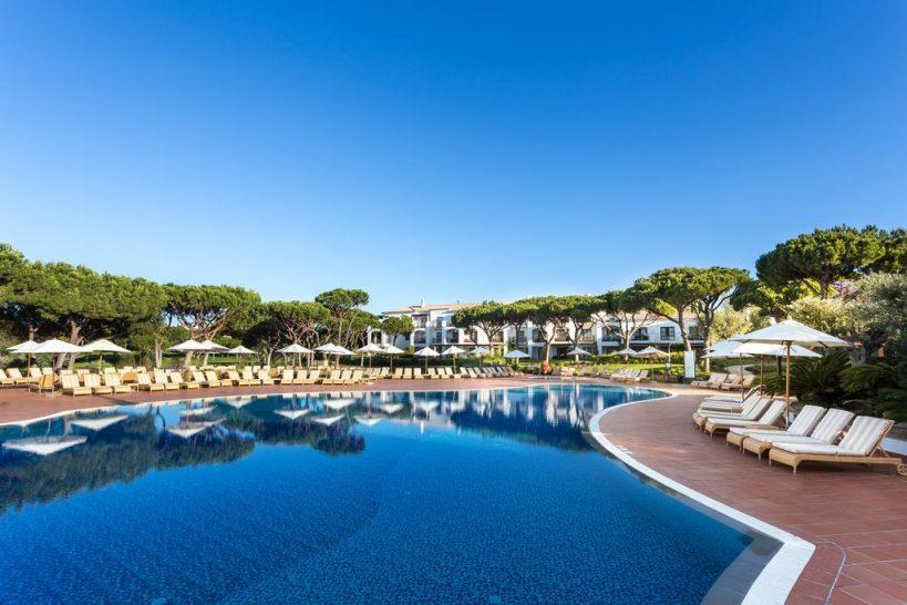 Pine Cliffs A Luxury Collection Resort Algarve Pool
