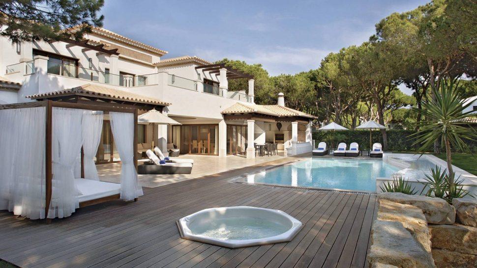 Pine Cliffs A Luxury Collection Resort Deluxe Villas