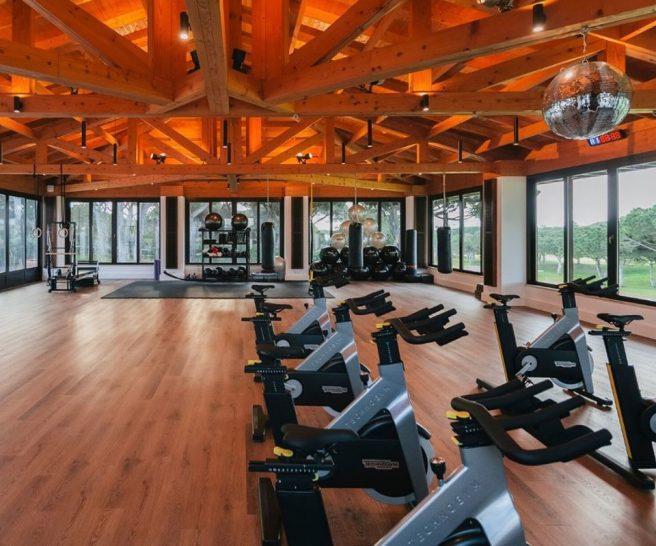 Pine Cliffs A Luxury Collection Resort Gym