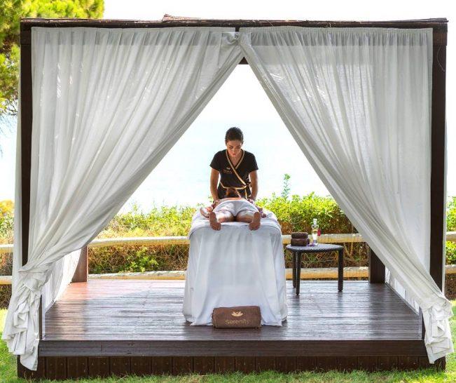 Pine Cliffs A Luxury Collection Resort Spa Massage