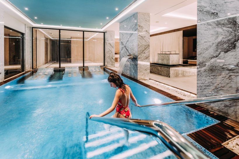 Pine Cliffs A Luxury Collection Resort Spa Pool