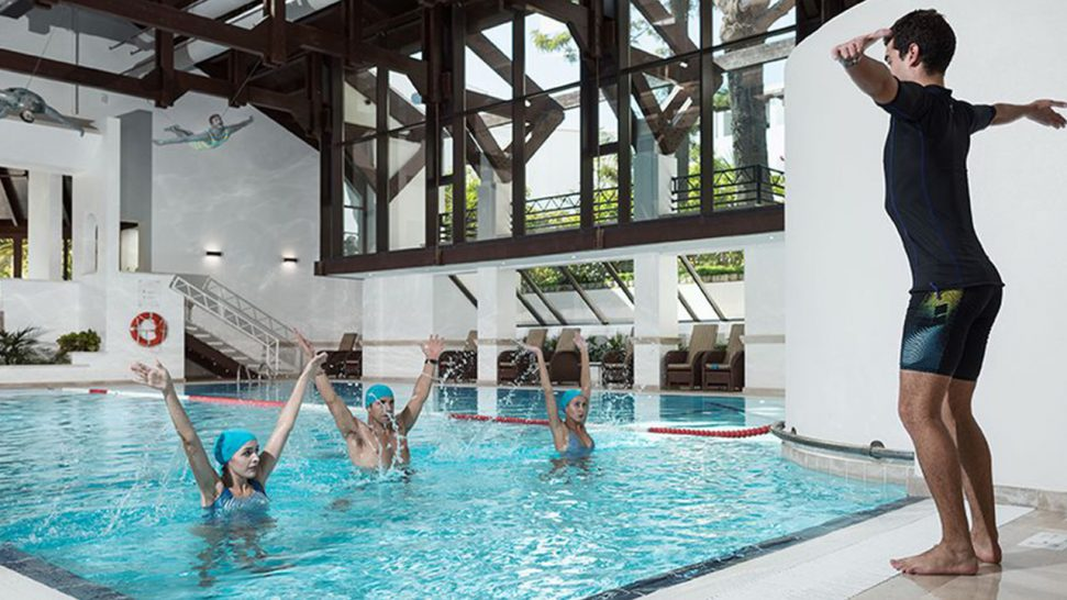 Pine Cliffs Hotel a Luxury Collection Resort Aqua Fun