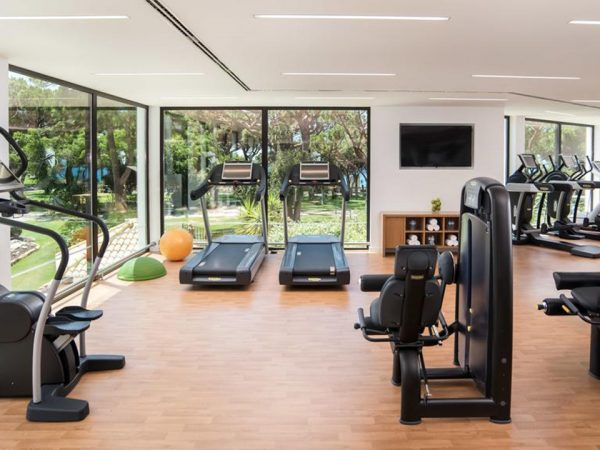 Pine Cliffs Hotel a Luxury Collection Resort Gym