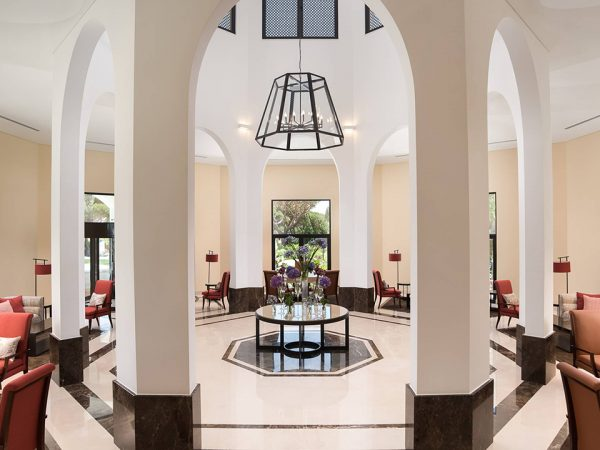 Pine Cliffs Hotel a Luxury Collection Resort Lobby Interior
