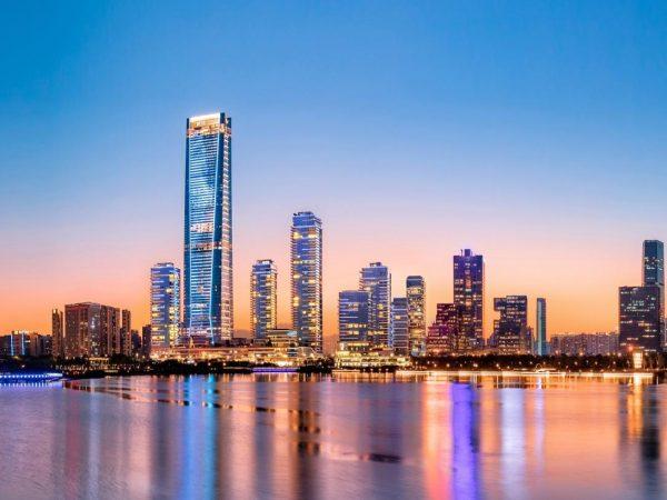 Raffles Hotel Shenzhen Panorama