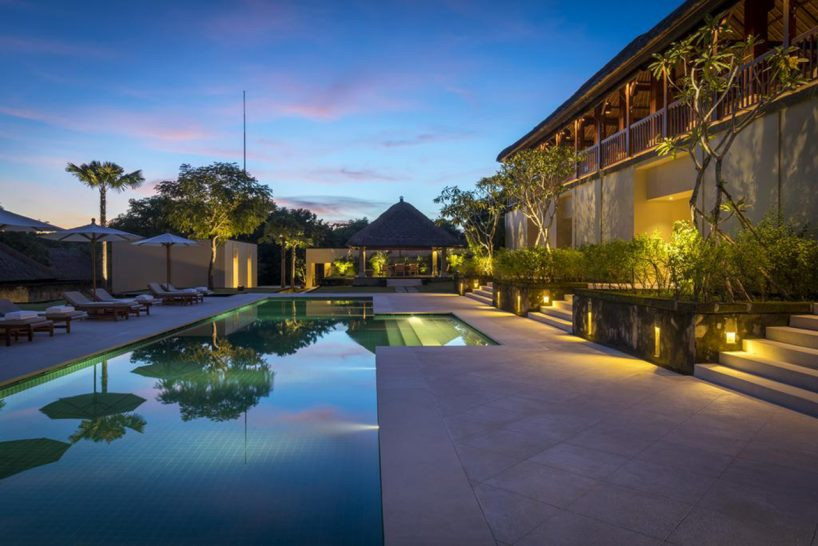 Revivo Wellness Resort Bali Exterior View
