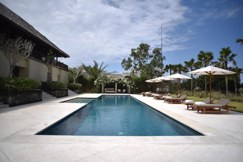 Revivo Wellness Resort Bali Outdoor Pool