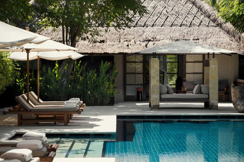 Revivo Wellness Resort Bali Villa