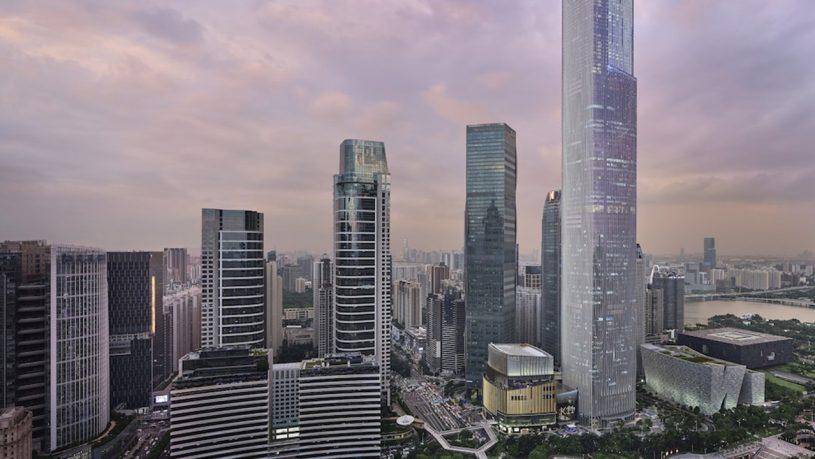 Rosewood Guangzhou Exterior