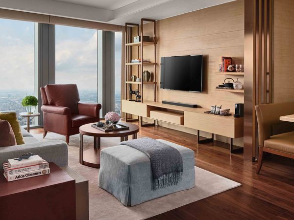 Rosewood Guangzhou Manor Suite