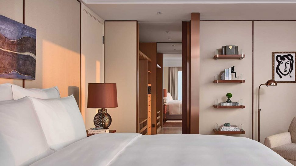 Rosewood Guangzhou Two Bedroom