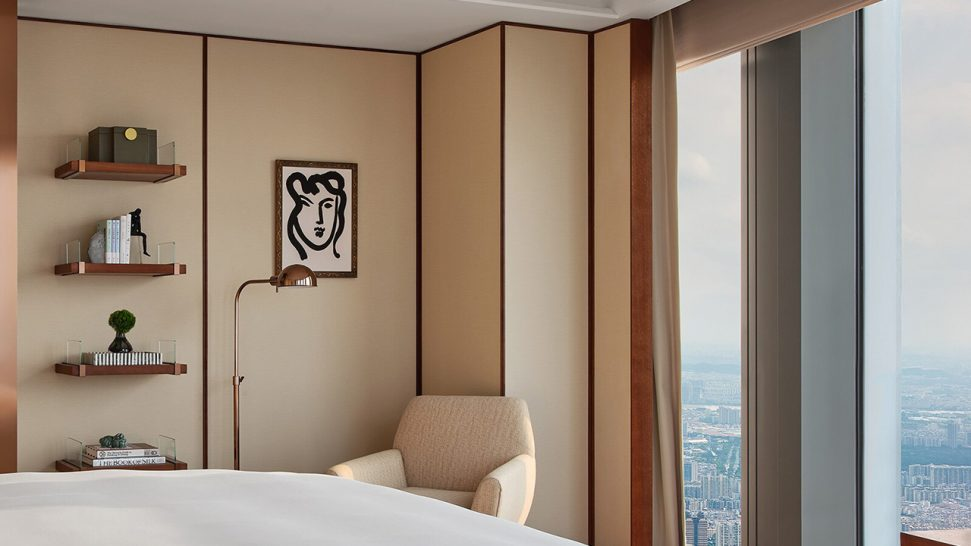 Rosewood Guangzhou Two Bedroom Duplex