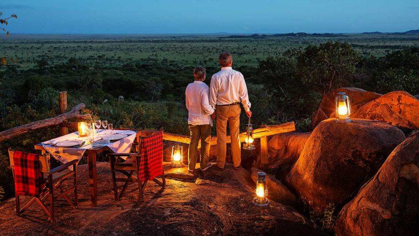 Elewana Serengeti Pioneer Camp Ensuite Luxury Safari Tents