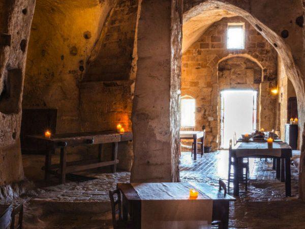 Sextantio Le Grotte Della Civita Breakfast