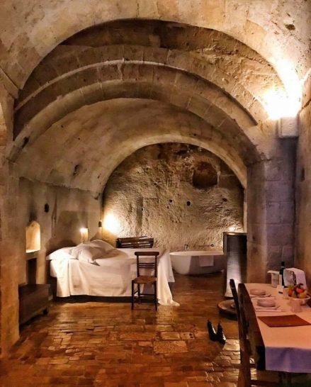 Sextantio Le Grotte Della Civita Cave 7