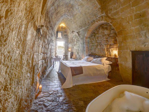 Sextantio Le Grotte Della Civita Classic Room Cave 17