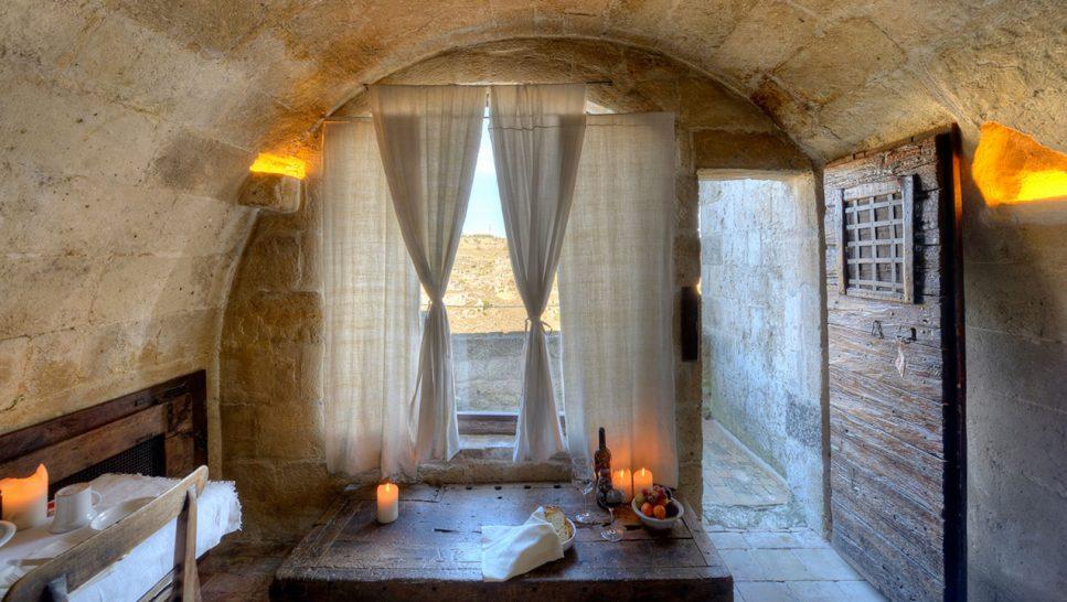 Sextantio Le Grotte Della Civita Classic Room Cave 20