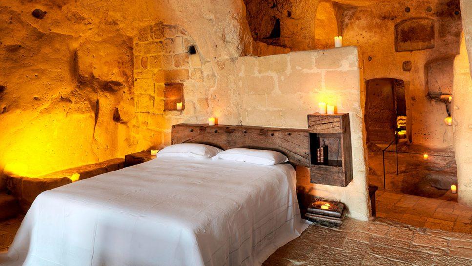 Sextantio Le Grotte Della Civita Executive Suite Cave 4